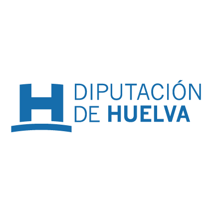 Logotipo de la Diputación de Huelva
